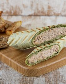 Tuna-Wrap-Healthy-Way