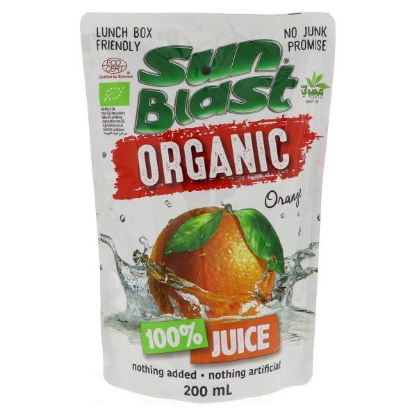 Sun Blast Organic Orange