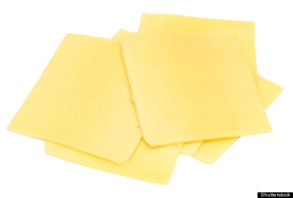 Sliced Low-Fat Cheese