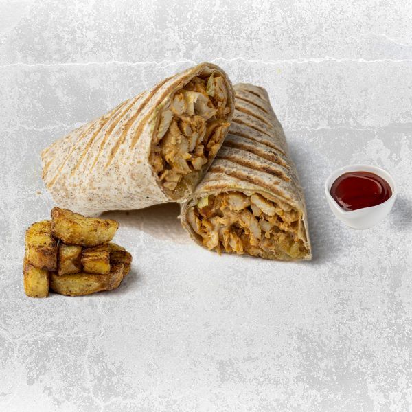 shawarma wrap